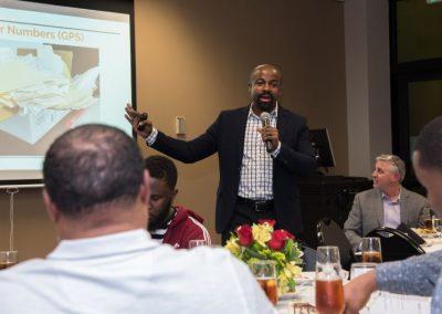 CCBC Event speaker