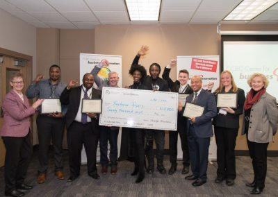 CCBC Treehouse Juicery Award Winners