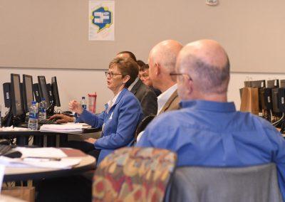 Shore Hatchery Judges