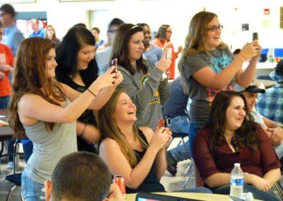 DSLCC Students Taking Photos